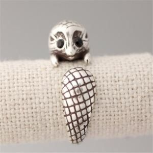 Jewelry - Cute Hedgehog Ring